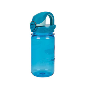 Nalgene Everyday OTF Kids Trinkflasche 350ml eisblau